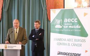 La AECC de Burgos entrega 137.500 euros para la investigación del cáncer
