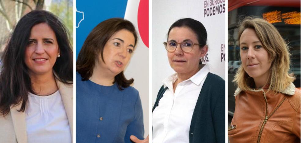 Las candidatas al Congreso de los principales partidos debaten en BURGOSconecta