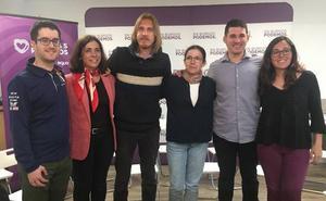 Podemos advierte del «riesgo» de un posible pacto del PSOE y Cs y pide el voto para «un gobierno del cambio»
