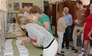 El PSOE llega al 85,98% del censo de la provincia y Ciudadanos presenta listas en 113 municipios