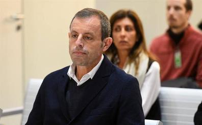Sandro Rosell, absuelto tras pasar 22 meses en la cárcel