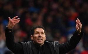 Simeone: «El Barça será campeón el sábado»