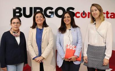 El medio rural enfrenta a las candidatas al Congreso por Burgos