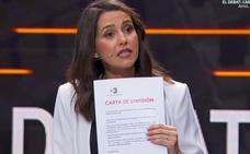 Los candidatos catalanes polemizan sobre indultos y TV3 en un tenso debate