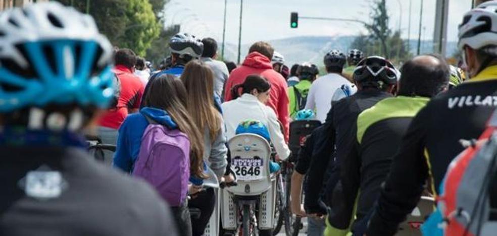 Proyecto Hombre llama a los burgaleses a participar en el Día de la Bici