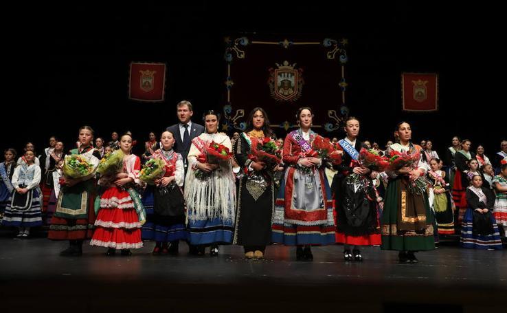 Nombramiento de las reinas de las Fiestas de San Pedro y San Pablo