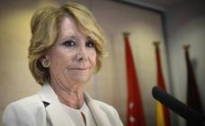 La Guardia Civil sitúa a Aguirre en reuniones donde se habrían amañado contratos en 'Púnica'