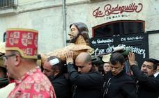 El Cristo de las Gotas volverá a las calles de Burgos el próximo viernes 3 de mayo