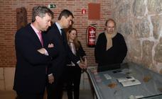 Imágenes de la inauguración de 'Librarte: El libro de artista de Castilla y León'