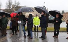 La lluvia 'elige para mal' los días en los que visita Burgos