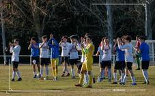 Los juveniles del Burgos CF suben a División de Honor