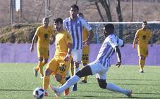 El Burgos CF busca respirar a costa del Valladolid B