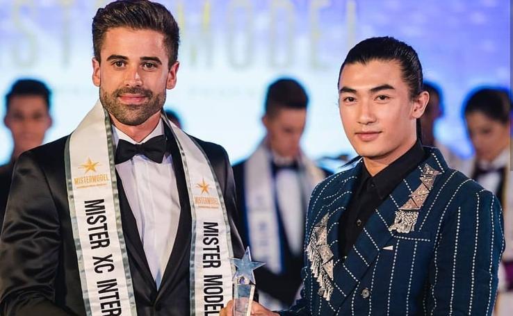 Así es Sergio Ayala, el nuevo Mister Model Internacional