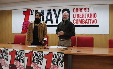 CNT, CGT y diversas entidades sociales llaman a participar en un 1º de Mayo «de lucha crítica y combativa»