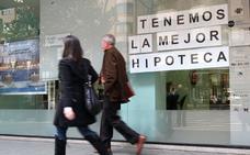 Las hipotecas de viviendas aumentan un 6,4% en Castilla y León en febrero frente al incremento nacional del 9,2%