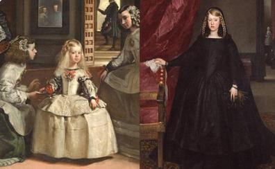Los retratos de la infanta Margarita, mejores que todos los 'selfies'
