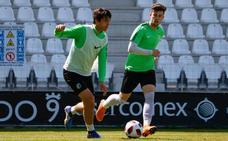El juvenil Daniel Soto acaba la temporada con el primer equipo del Burgos