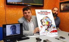 El autor del polémico cartel de los Sampedros gana también el concurso de San Juan del Monte