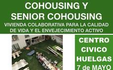 Conferencia sobre la vivienda colaborativa el 7 de mayo en Burgos