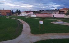 Abierto el nuevo parque canino del Crucero en Miranda de Ebro