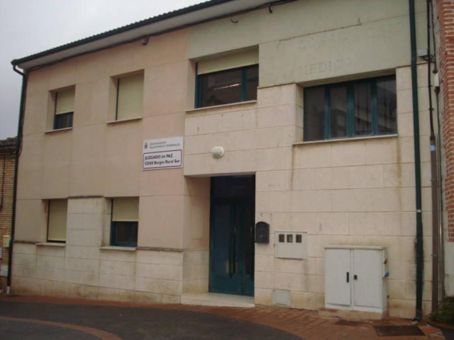 Los asuntos civiles presentados en juzgados de paz de Burgos caen un 61% desde 2006