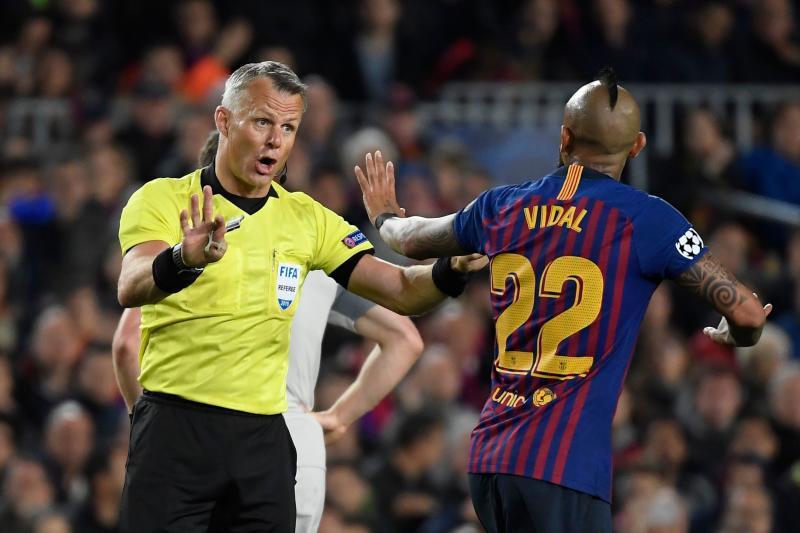 Las mejores imágenes del Barcelona-Liverpool