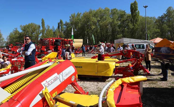 Lerma inaugura su 59 Feria de Maquinaria Agrícola