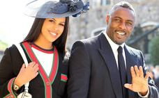 Idris Elba abandona por lo alto la soltería