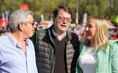 Mañueco: «El PP pone en el centro de su política al mundo rural y ahí somos imbatibles»
