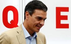 Pedro Sánchez cita en la Moncloa a los líderes de todos los partidos nacionales excepto a Abascal