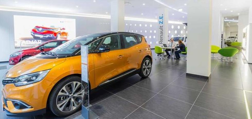 Burgos rompe la tendencia nacional y la venta de coches cae por octavo mes consecutivo