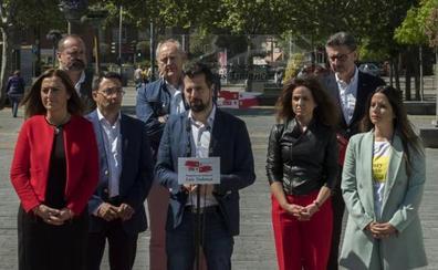 Tudanca llama a una «movilización masiva» el 26-M para finiquitar el «régimen del PP en Castilla y León»