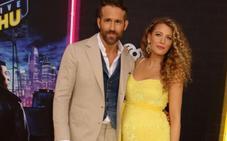 Ryan Reynolds y Blake Lively esperan su tercer hijo