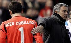 El infarto de Casillas sacó el lado más amable de Mourinho