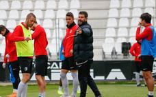 Estévez, ante el duelo contra el Inter: «Un empate sería bueno, ganar sería casi definitivo»