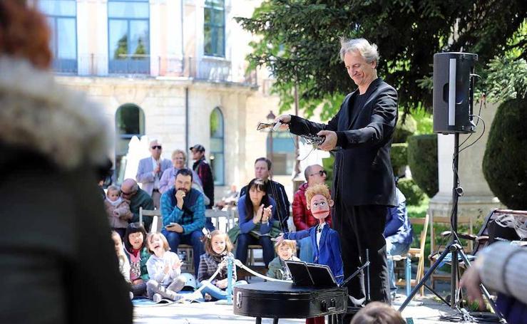 El Festival Internacional de Títeres Titirimundi llega a Burgos