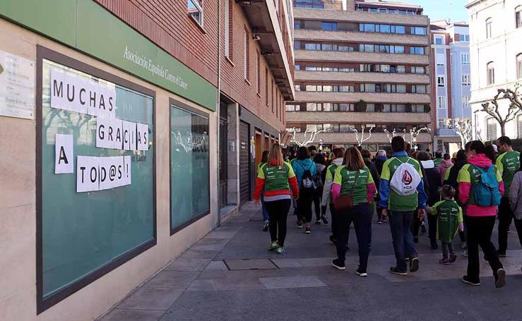 I Marcha Contra el Cáncer de Burgos