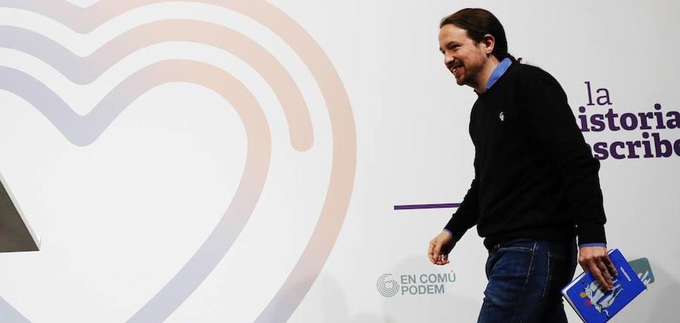 Iglesias reúne a la cúpula de Podemos para analizar la caída del 28-A y reordenar el partido