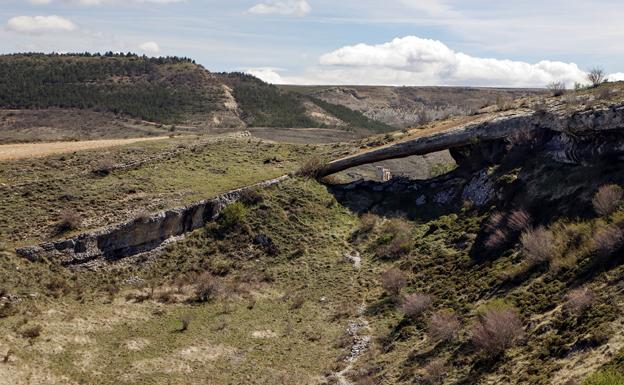 Burgos celebra el Geolodía este sábado en el Espacio Natural de las Hoces del Alto Ebro y Rudrón