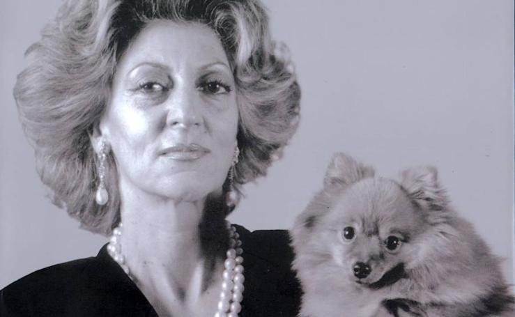 La vida de Pitita Ridruejo, en imágenes
