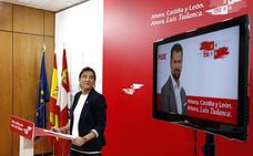 Tudanca arrancará la campaña este jueves en Burgos, acompañado por Carmen Calvo