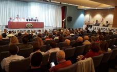 Aranda reivindica a los partidos las inversiones necesarias para el nuevo hospital