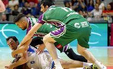 El San Pablo Burgos aspira a marcar el ritmo de partido en Zaragoza