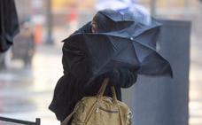 La provincia de Burgos entra hoy en alerta amarilla por fuertes rachas de viento