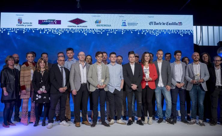 Gala de los Premios e-volución 2019