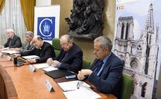 La Fundación VIII Centenario de la Catedral de Burgos propone restaurar uno de los órganos dañados por el incendio de Notre Dame