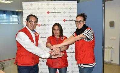 Cruz Roja Española en Burgos sale este sábado a la calle para mostrar el trabajo de voluntarios y personal