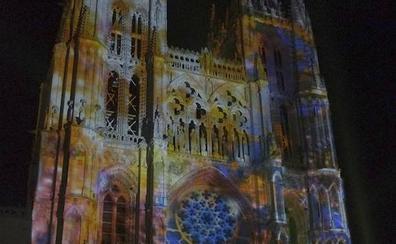 La figura de la mujer en Burgos protagonizará la proyección artística sobre la Catedral de la Noche Blanca