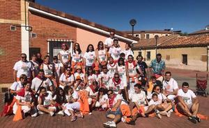 Tiñendo Burgos de naranja desde 2005