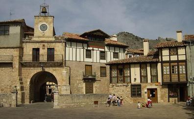 Periodistas de medios catalanes viajan a Burgos para promocionar la Bureba